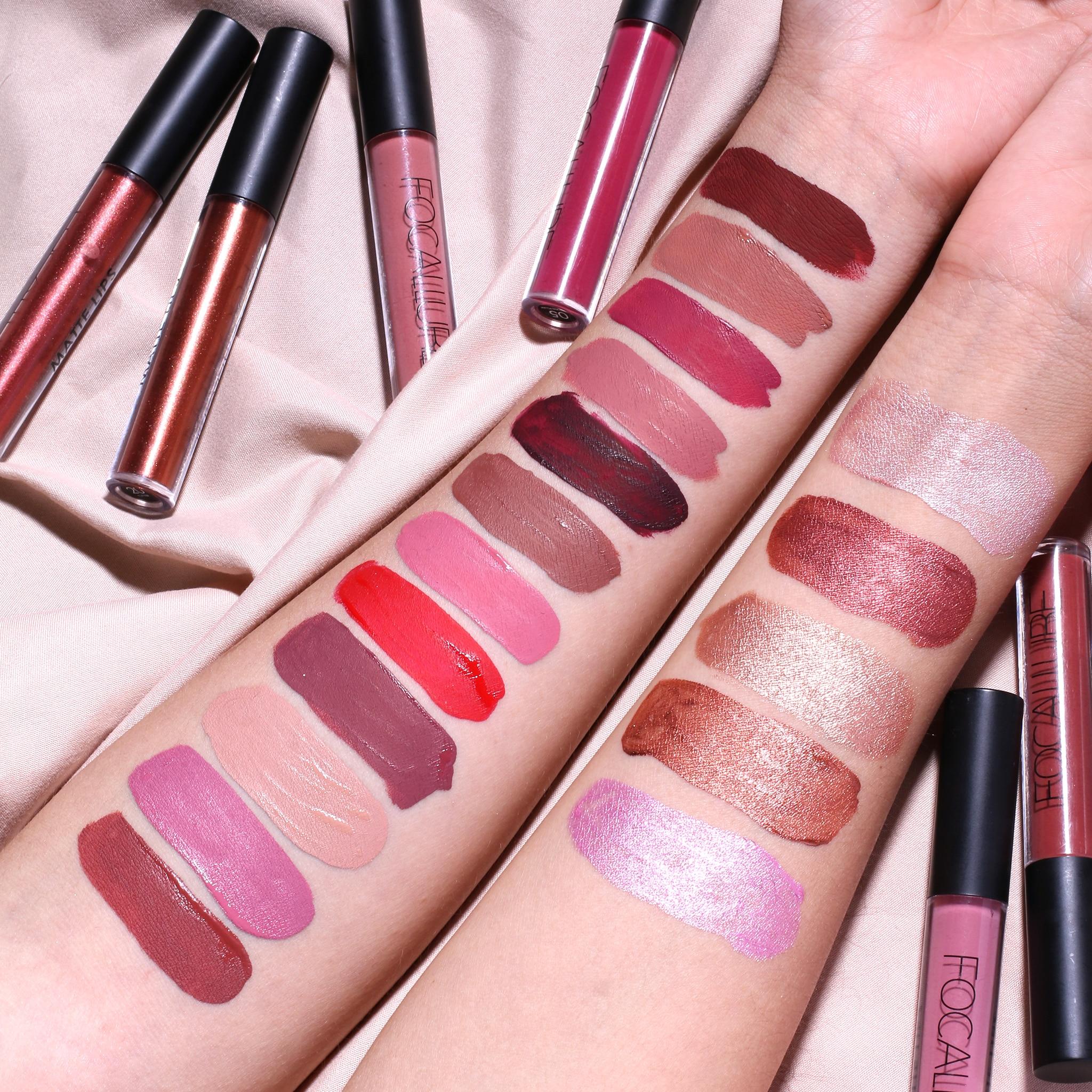 New Brand Lip Gloss Matte Shining Gloss waterproof  Magic Color Peel Mask Tint Pack Long Lasting Makeup lips