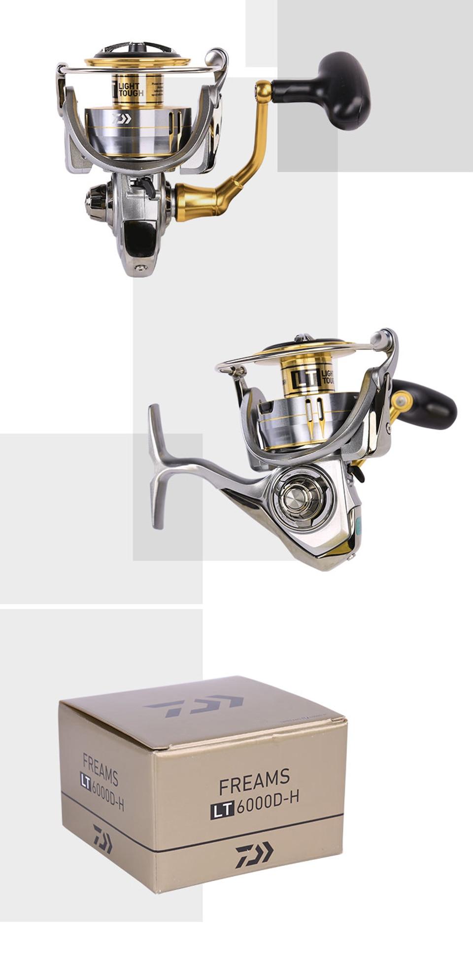 LT 2000s 3000 3000D-C 5000D-CXH Spinning reel
