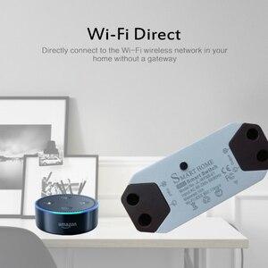 Smart home WiFi wireless switc