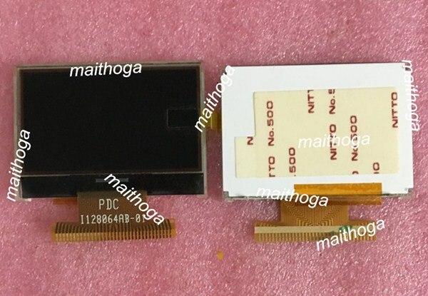 34PIN COG 12864 ЖК-экран ST7565S контроллер 3,3 В с оранжевой подсветкой