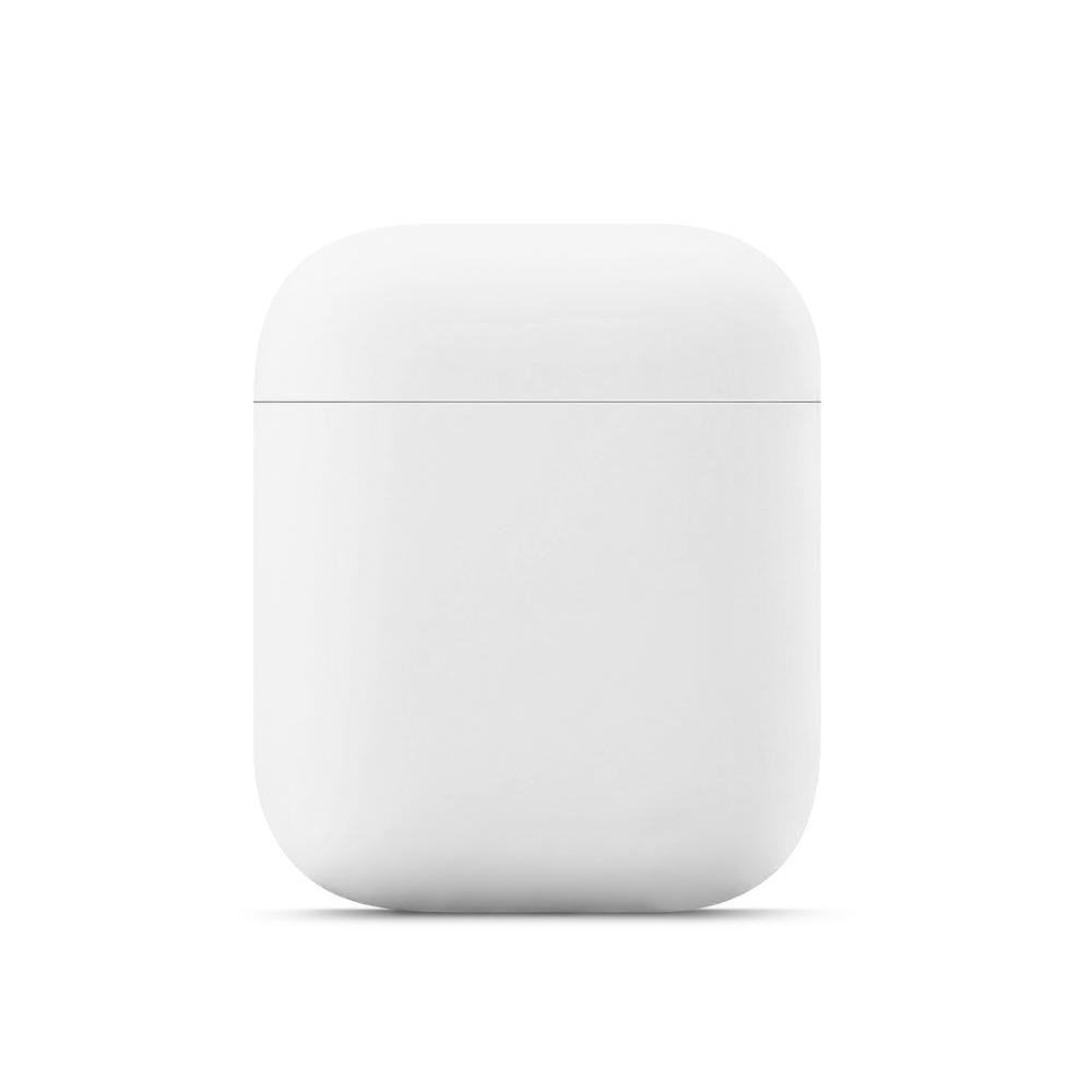 Airpods Wireless Bluetooth Slim Solid Color Headset Set For Iphone