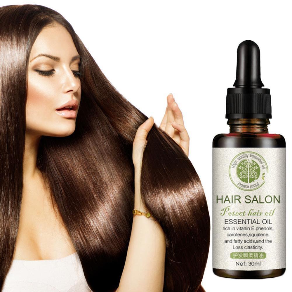 Hair Growth Essential Oils Essence Prevent Thinning Hair Hair Regrowth Serum Perfect Hair Essential Oil 30ml Droshipping