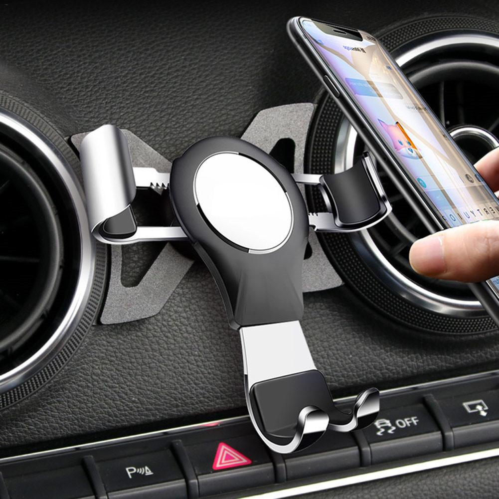 Magnetic Luminous Phone Holder for Audi A3//S3//RS3 Cell Phone Holder Car Phone Holder Phone Stand Mount for Audi A3//S3//RS3 Black