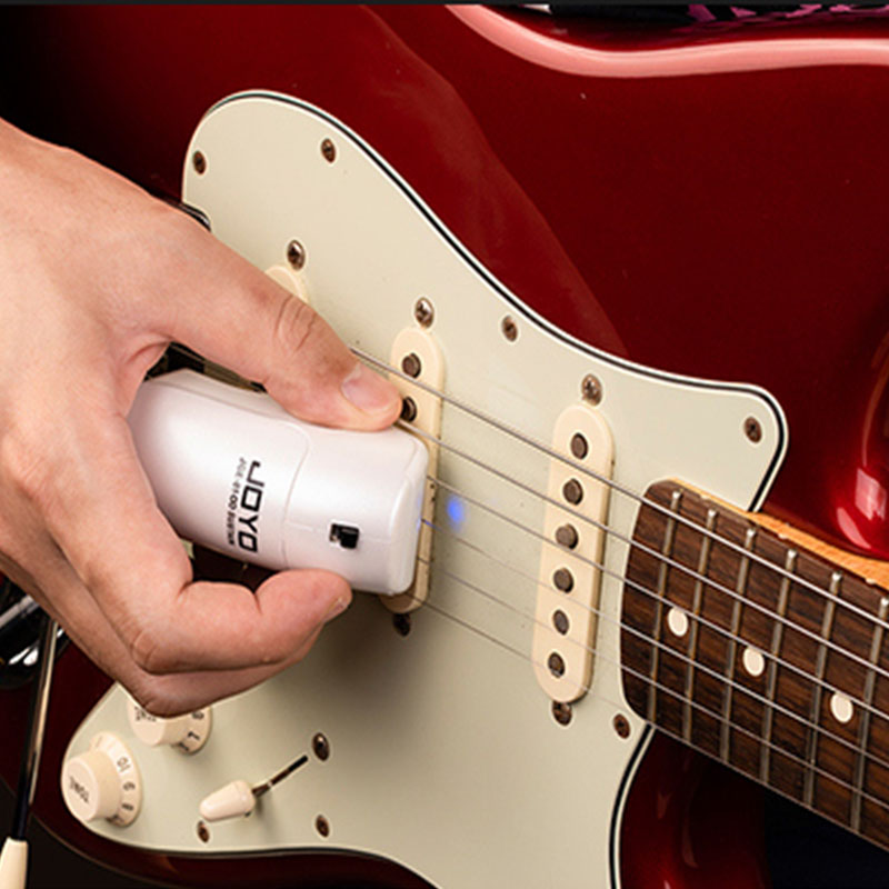 JOYO JGE-01 Wireless Guitar Infinite Sustainer Handheld String Sustainer Guitar Effect Pedal Trigger For Electric Guitar
