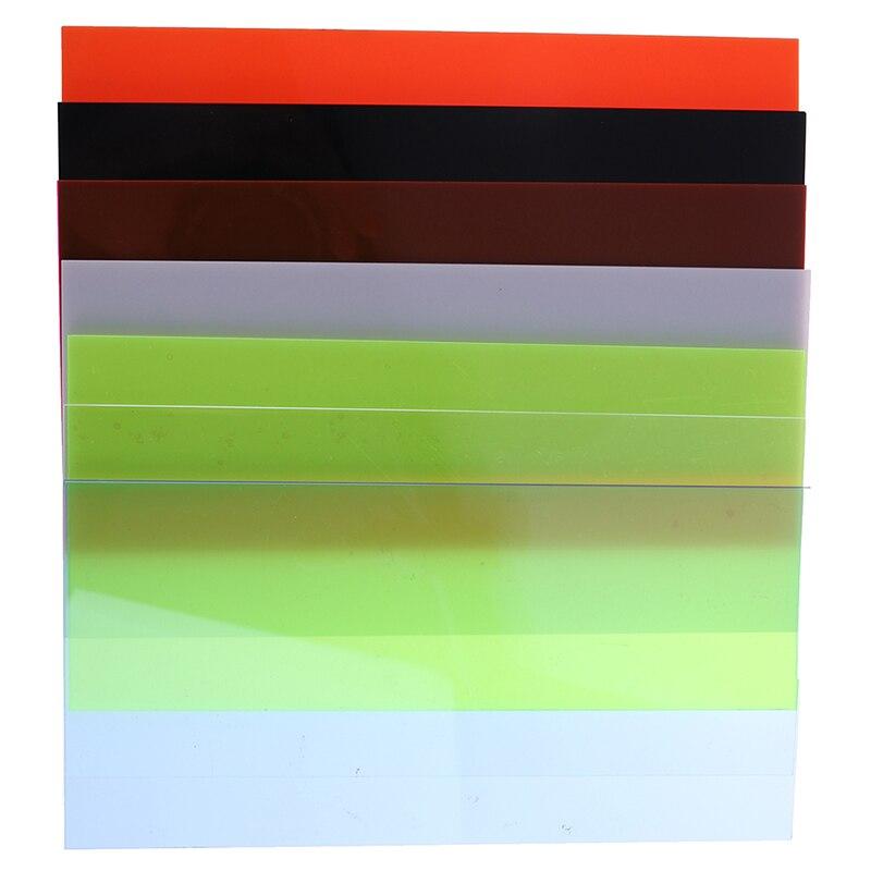 Transparent Acrylic Plexiglass Tinted Sheets/plexiglass plate/acrylic plate black/white/red/green/orange