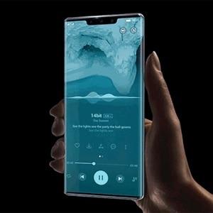 Image 5 - Version mondiale téléphone portable Original HUAWEI Mate 30 Pro 6.53 pouces Kirin990 Octa Core Android 10 capteur de geste à lécran 4500 mAh