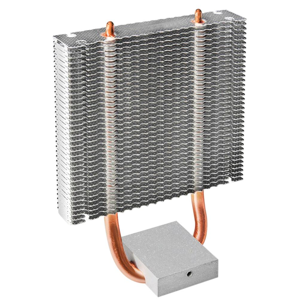 86x34x112mm Motherboard Chipset Heatsink  For NorthBridge Motherboard Cooling Fan DIY Metal Heatsink Cooler For Desktop PC DIYer