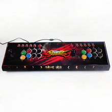 2020 New King of fighters Joystick Consoles with multi game PCB board 1300 in 1,pandora box 6 arcade joystick game console the family professional classic design arcade video game consoles with pandora s box 6 1300 in 1 multi game board