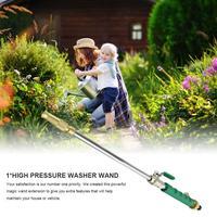 High Pressure Washer Spray Nozzle Wand Extendable Water Gun Jet Sprayer Wand With Nozzle Brush For Washing Car Glass Windows|Hochdruckreiniger|Werkzeug -