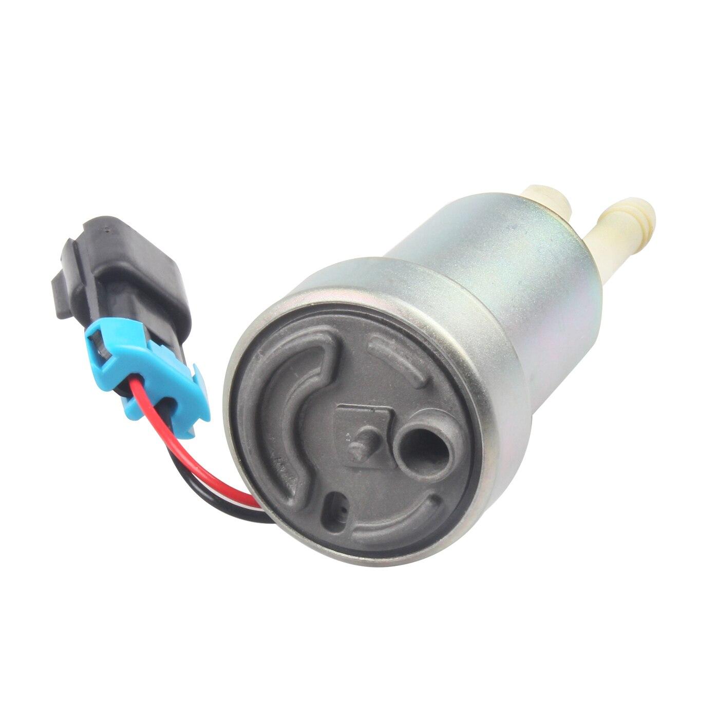 255LPH High Pressure In Tank Fuel Pump /& Install Kit For Universal Yamaha Honda