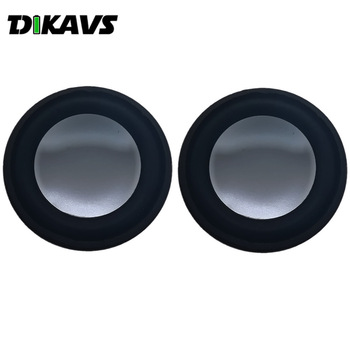 2Pcs 40mm 4 Ohm 3W Full-range Audio Speaker Stereo Woofer Loudspeaker  Acoustic Speaker  Diy Speakers 2 pcs 35mm 75mm audio speaker woofer loudspeaker dome pp dust cap cone cover