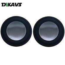 2Pcs 40mm 4 Ohm 3W Full-range Audio Speaker Stereo Woofer Loudspeaker  Acoustic Speaker  Diy Speakers