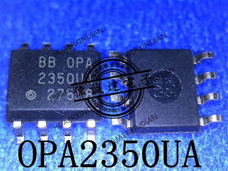 1Pieces new Original OPA2350UA OPA2350U <font><b>OPA2350</b></font> SOP8 In stock Authentic stable quality image