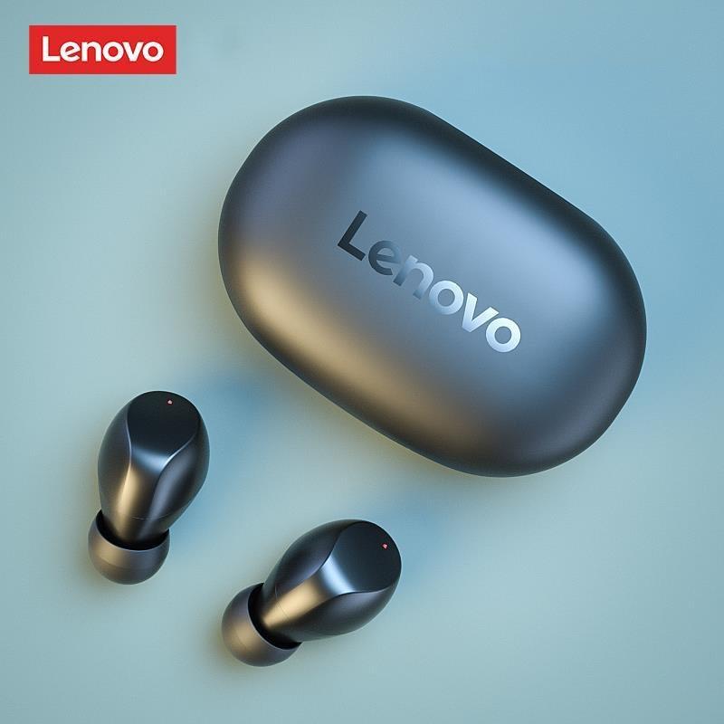 Новые беспроводные Bluetooth наушники Lenovo TC02 IPX5, Спортивная музыка, HiFi звук, Bluetooth 5,0 наушники-вкладыши