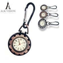 ФОБ клип карабин флуоресцентные карманные часы Медсестры fob