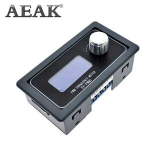Image 1 - Moduł generatora sygnału AEAK regulowany PWM częstotliwość impulsów cykl pracy fala kwadratowa 1HZ   150KHZ regulowany