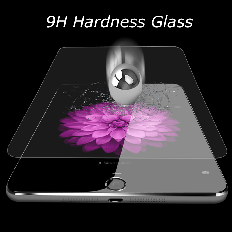 Clear Screen Protector Tempered Glass For Apple iPad Protective Film 11