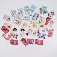 K-POP Bangtan Boys Lomo Card Love Yourself ответ на фото карта JIMIN JUNG KOOK фотография J-HOPE RM JUNG KOOK