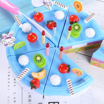 Play house toy simulation kitchen toys set girls cooking toy utensils Play family Miniature cake model toys for children children s family kitchen toy boys and girls cooking simulation family toy baby kitchenware set