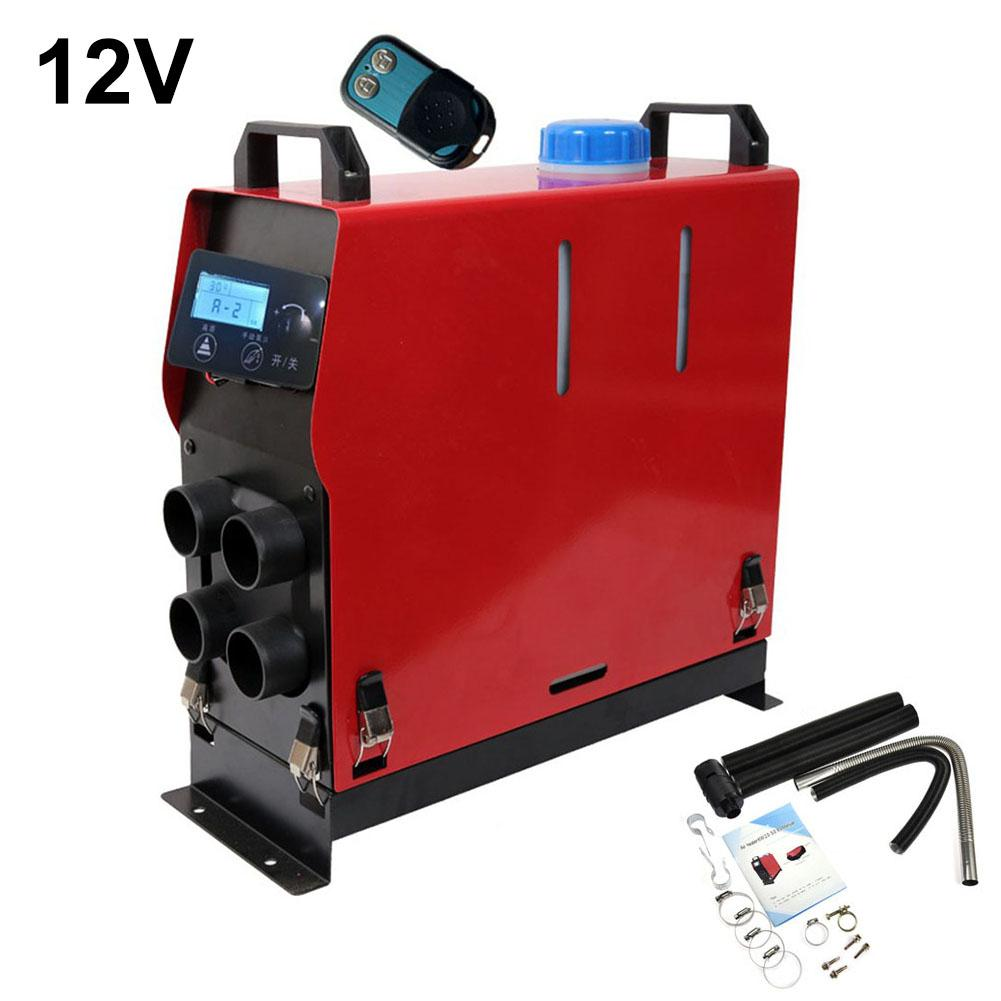 8KW Diesel Air Heater with Remote Control and LCD Display 12//24 V,Parking Fuel Air Heater Car Truck Fuel Heater for Various Diesel Mechanical Vehicles,Motorhome Trailer Trucks Boats