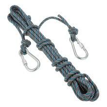 Docooler Профессиональный высокопрочный Скалолазание Веревка открытый спасательный веревочный шнур для выживания