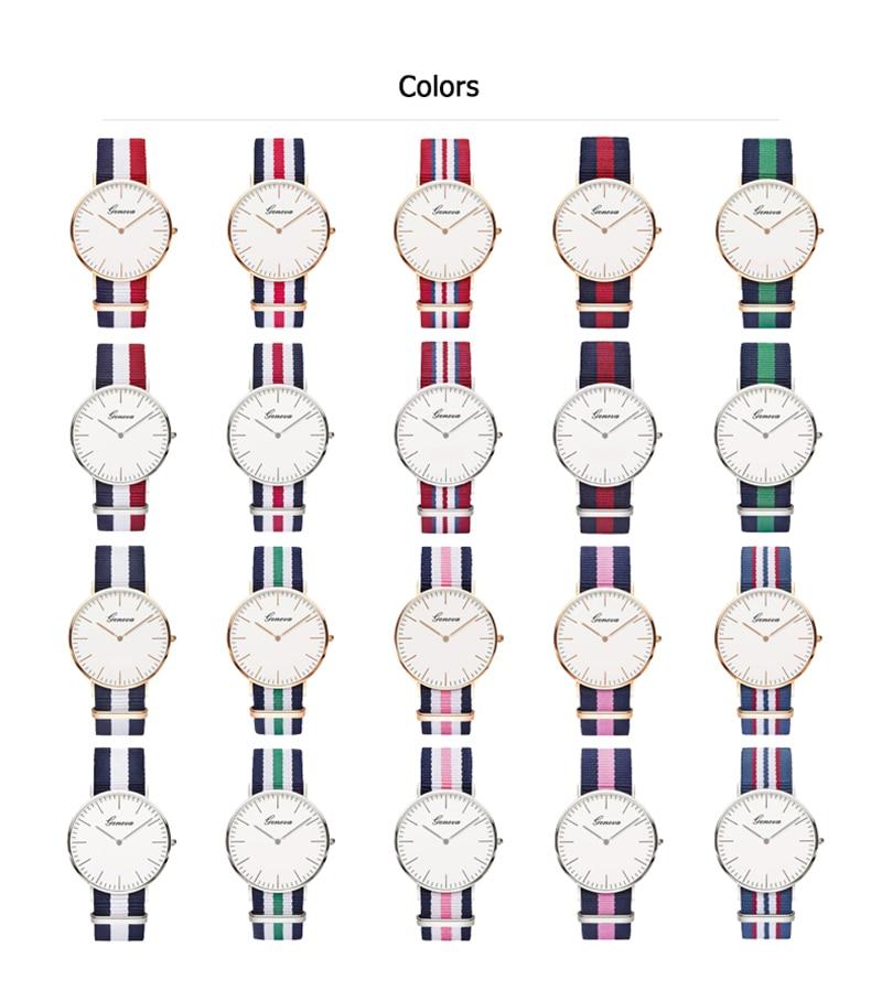 Casual Women's Watches Simple Thin Fashion Women Watch Luxury Quartz Wristwatch Ladies Clock Gift Relogio Feminino Reloj Mujer 4