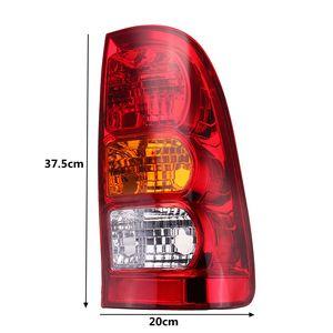 Image 3 - Paar Auto Schwanz Licht Bremsleuchte Blinker Licht Warnung Stop Für Toyota Hilux 2005 2006 2007 2008 2009 2010 2011 auto Zubehör