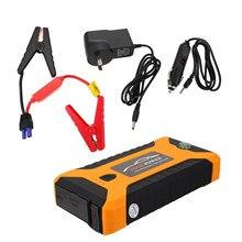 1 conjunto útil 20000ma carregador de bateria de carro 12 v carregador de bateria automática com plugue da au