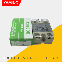 цена на SSR-100AA (Welding Type) Single-phase Solid State Relay AC Control AC 100A 380V