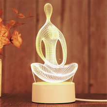 Jellyfish Lamp Decorations Christmas Modern Lighting Interior Arabic Bedside Night Led Minimalistic Children's Desk Living Glass