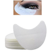 100pcs Makeup Eyelash Pad Eye Shadow Shields Patches Under Eye False Stickers(China)