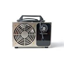 220 В/110 в 10 г/24 Гц/ч Озон O3 генератор озонатор машина очиститель воздуха дезодорант дезинфицирующее средство