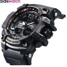 2017 New Brand Aidis Fashion Watch Men G Style Waterproof Sports Military Watches Shock Luxury Analog Digital