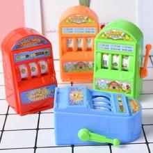 Hot-selling 1Pc Mini Jackpot Plastic Fruit Children's Machine Handheld Lucky Toy Kids Birthday Toys
