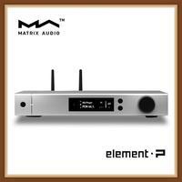 Matrix Element P Musik Server Vorverstärker 9028 DAC Kombiniert Power Verstärker HIFI Musik AMP|Verstärker|   -