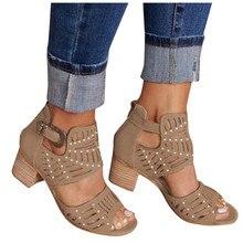 Sandalias SAGACE para mujer, sandalias sexis negras de tacón alto, sandalias de fiesta, zapatos de mujer con tiras cruzadas, zapatos con boca de pez, sandalias para mujer