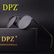2019 DPZ Luxury Brand Vintage women Sunglasses Polarized Coating rays