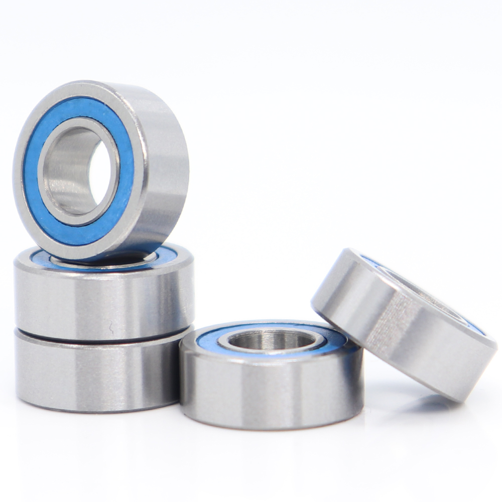 686-2RS Bearing ABEC-3 ( 10 PCS ) 6x13x5 Mm Miniature 686RS Ball Bearings 618/6RS Blue Sealed 686 2RS Rulman