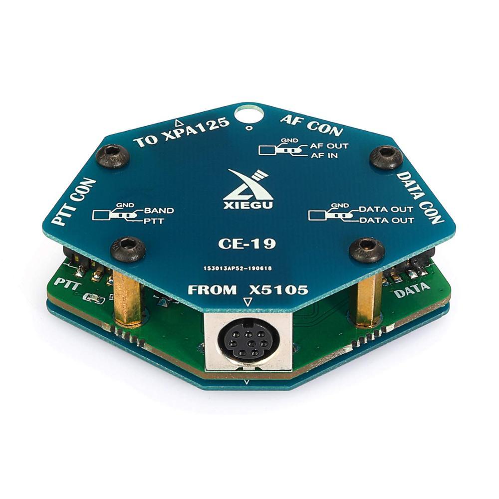 XIEGU CE-19 Date Interface Expansion Card For XIEGU X5105 G90 G1M