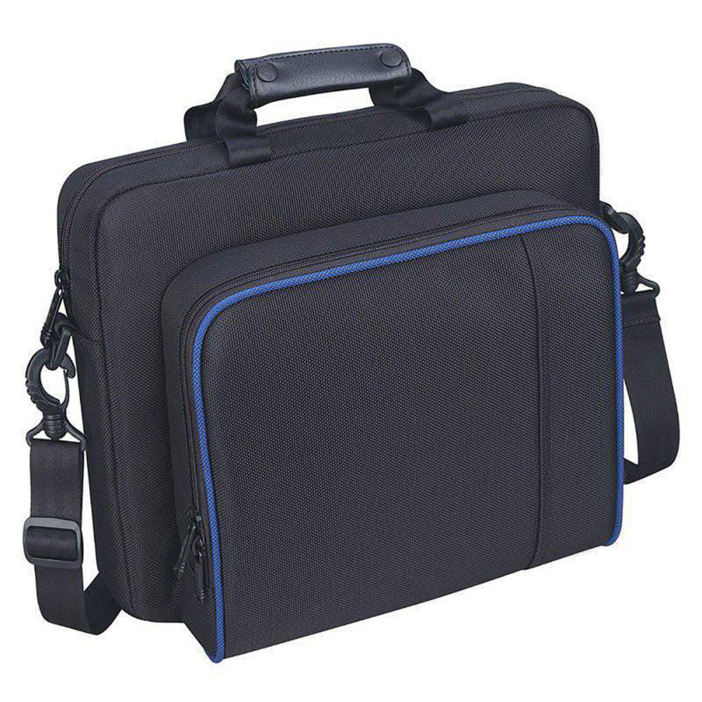 Portable Storage Bag Cover <font><b>Case</b></font> for <font><b>Ps4</b></font> Bag Travel Carry <font><b>Case</b></font> Protective Padded Handbag Shoulder Strap For <font><b>PS4</b></font> <font><b>Console</b></font> 1021#2 image