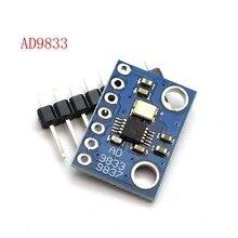 AD9833 المعالجات الدقيقة للبرمجة وحدة الواجهة التسلسلية وحدة مولد إشارة DDS موجة مربعة