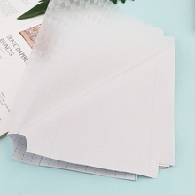 10sheets/set Transparent Self-adhesive Film Book Cover Slipcase Safety Waterproof Material For School Students A