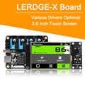 Freies Verschiffen 3DSWAY 3D Drucker Bord Lerdge-X Motherboard ARM 32 bit Controller mit 3,5