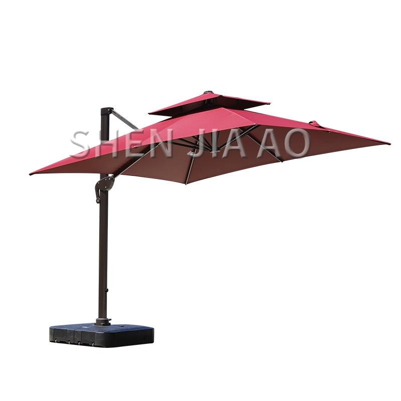 Outdoor Booth Umbrellas Balcony Patio