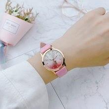 UTHAI CQ28 reloj de las mujeres de los niños para relojes de niñas mujer reloj de pulsera niño relojes de cuarzo luminoso impermeable suave