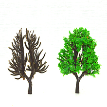 Teraysun 6cm-10cm model making tree trunk ho, n ,g scale train layout miniature plastic arm