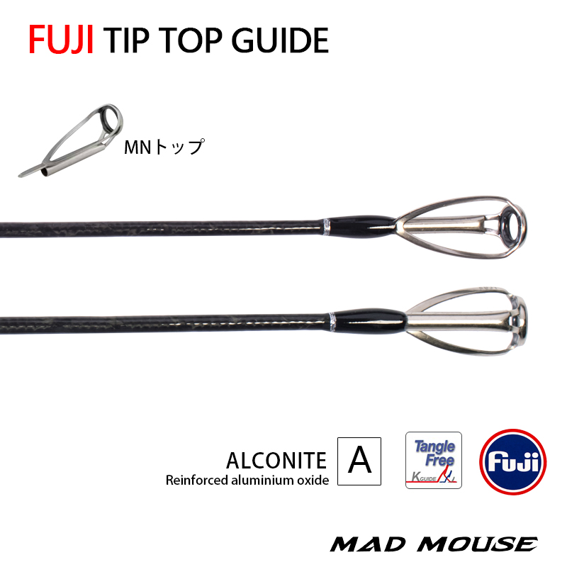 MADMOUSE Japan Full Slow Jigging Rod  6