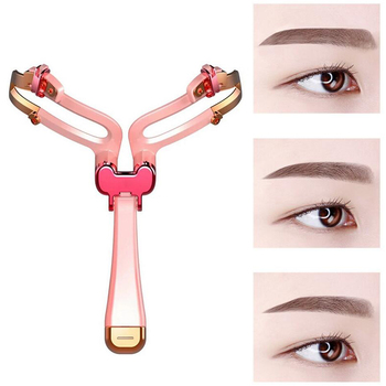Adjustable Eyebrow Shapes Stencil Eyebrow Mold Makeup Cosmetic Tool Artifact 3