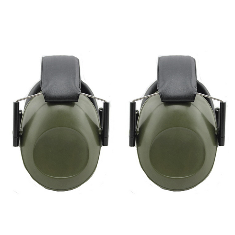 Foldable Anti noise Tactical Earmuffs Ear Defenders Hearing Protector Outdoor Hunting Shooting Sleep Soundproof Earmuffs|Blind & Tree Stand| |  - title=