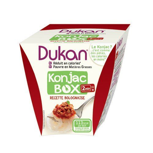 Dukan Konjac Box 250 G - Lot De 3